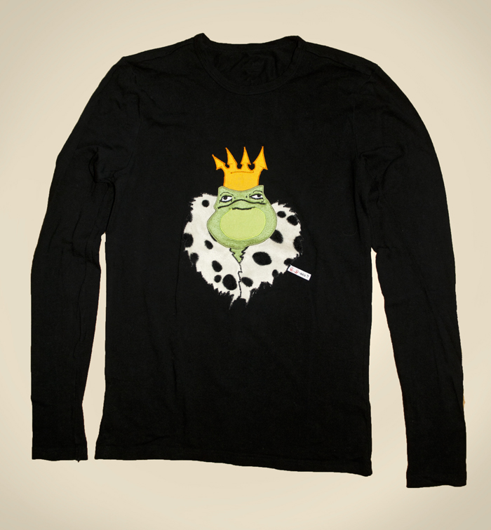 Froschkönig Longsleeve