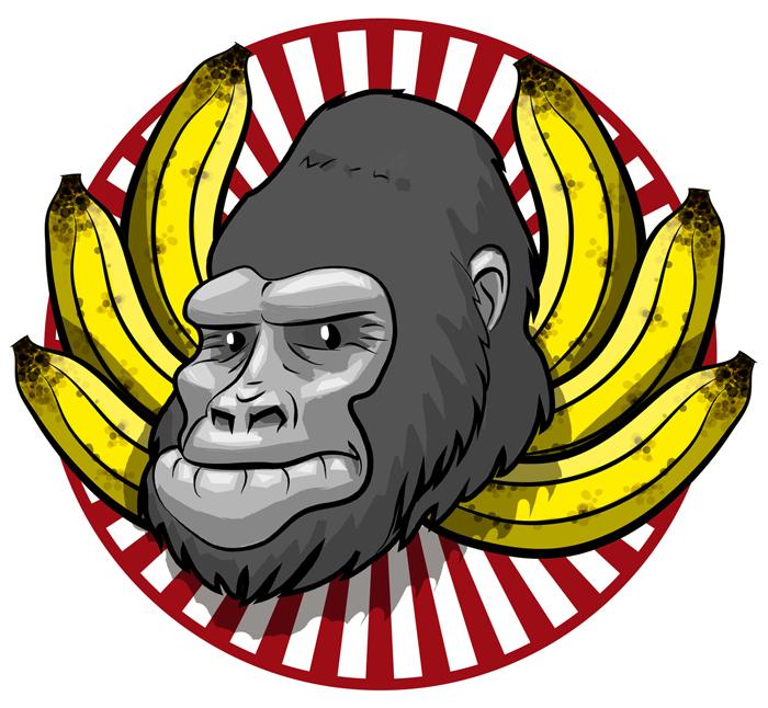 gorilla echt