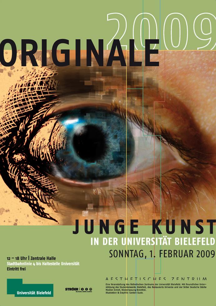 Plakat UNIgrün e DIN A1 mit 3mm Beschn - VEK.indd