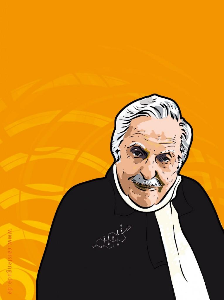Portrait-Carl-Djerassi_Zeichnung-web