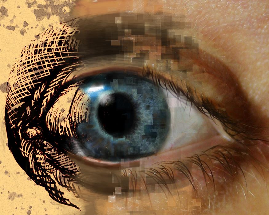 das Auge Kopie